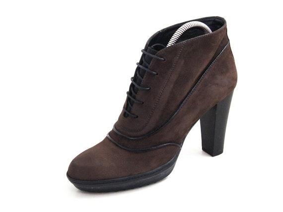 Tod's High Heel Booties