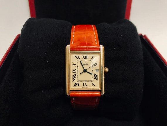 CARTIER Tank Must XL