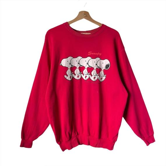 Pick!! Vintage 90s Snoopy Peanut Sweater Snoopy Pe