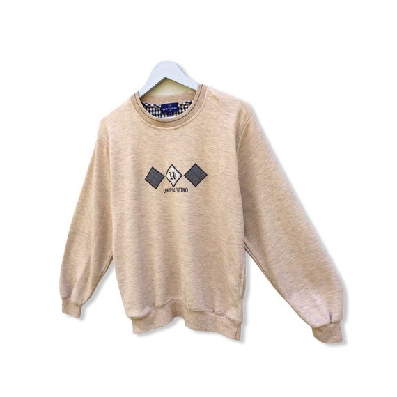 Pick !! Vintage 90s Louis Valentino Sweatshirt Lo… - image 2