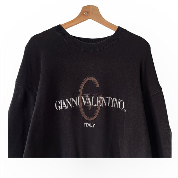 Pick!! Vintage 90s Gianni Valentino Sweater Valen… - image 4
