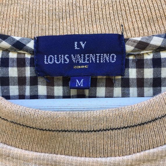 Pick !! Vintage 90s Louis Valentino Sweatshirt Lo… - image 6