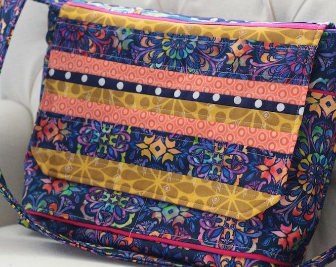 Sewspire Design Board #121520 - Universal Messenger Bag
