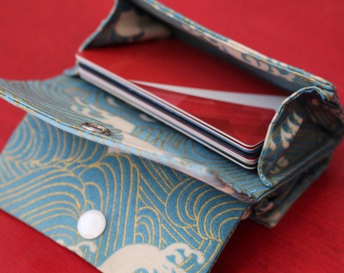 Sewspire Design Board #120820 - Maxi Wallet