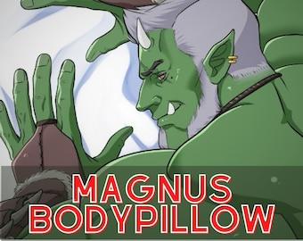 Magnus Bodypillow Case