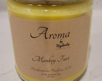 Monkey Fart Candle