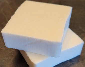 Unscented Tallow Soap