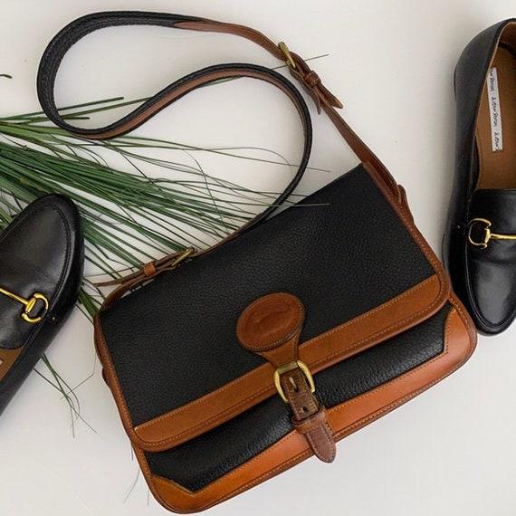 Dooney & Bourke Vintage Equestrian AWLeather bag