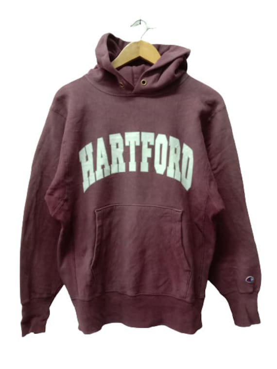 Vintage 80s Champion Reverse Weave Hartford Sweate