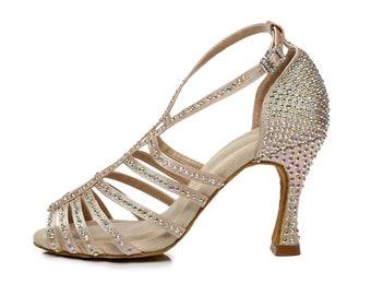 Strappy Dance Sandals