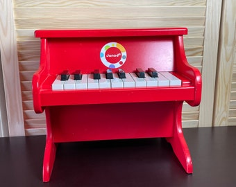 Junod Piano Kids Toddler Wood High Quality