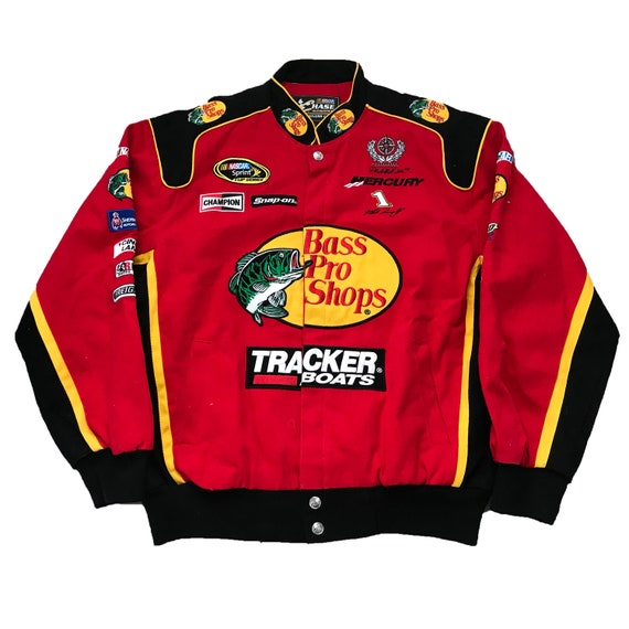 Bass Pro Shops Nascar Jacket