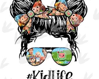cocomelon girl kidlife