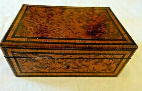 antic jewelry box