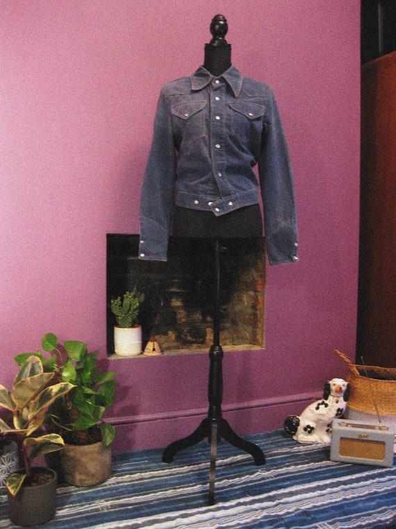Vintage JC Penney Moleskin Jacket