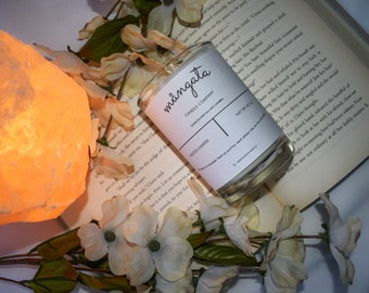 8.5 oz Soy Wax Candle (Standard)