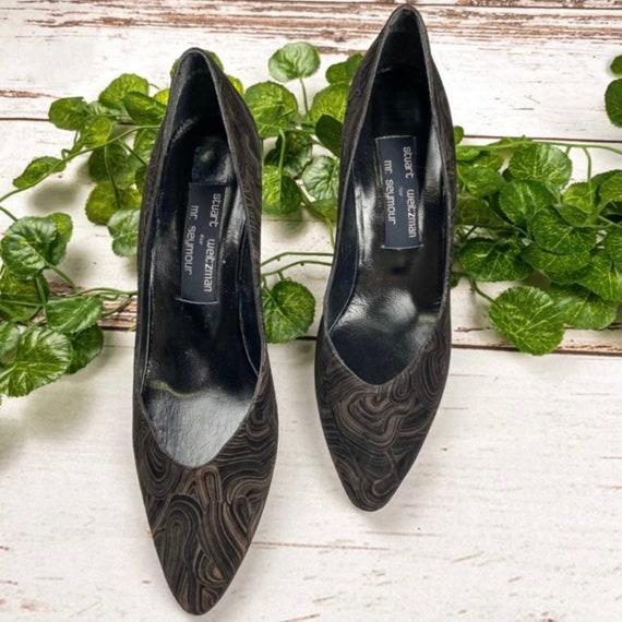 Vintage Stuart Weitzman Pumps Heels Size 8
