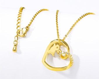 Serpentine Yellow Turquoise Wild Sunflower Beaded Chain Necklace Butter Jade Hematite Genuine Gemstone