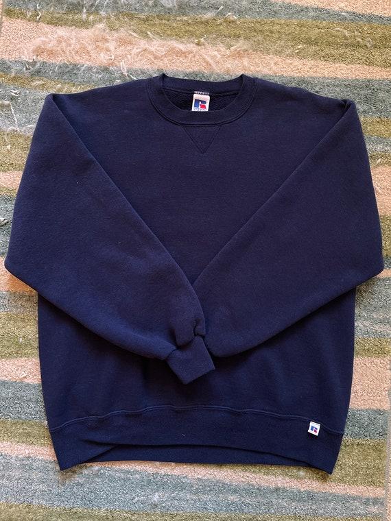 Vintage Russell Athletic Sweatshirt USA Medium