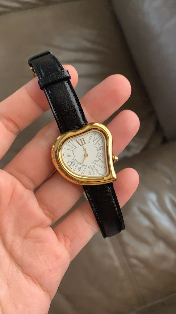 Vintage YSL watch year of 90's