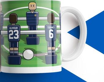 Home Nations foosball mug SCOTLAND EDITION
