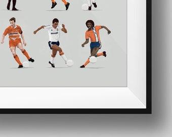 Luton Legends print