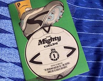 The Mighty Delta fanzine