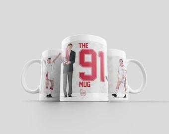 The 91 Mug - United Cup Winners