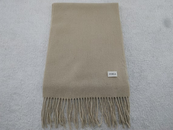 Furla Scarf Muffler Neckwear Multicolor scarf Luxu