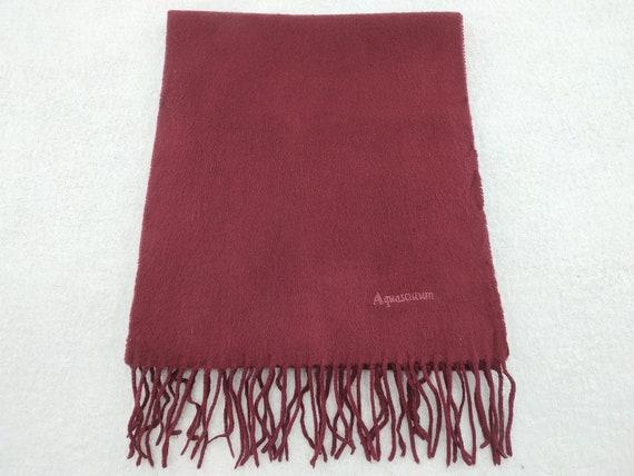 Aquascutum Scarf Muffler Neckwear Multicolor scarf