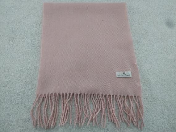 Courreges Scarf Muffler Neckwear Multicolor scarf