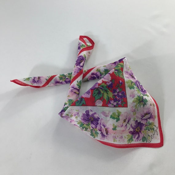 Luxury Gift Kenzo Facemask Kenzo Scarves Kenzo Pocket Square Luxury Accessories Vintage Kenzo Handkerchief