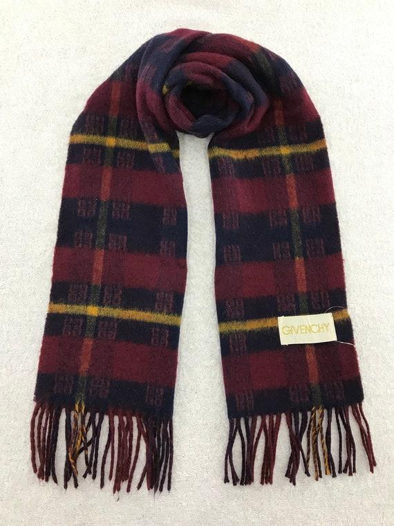 Givenchy Scarf Muffler Neckwear Multicolor scarf L