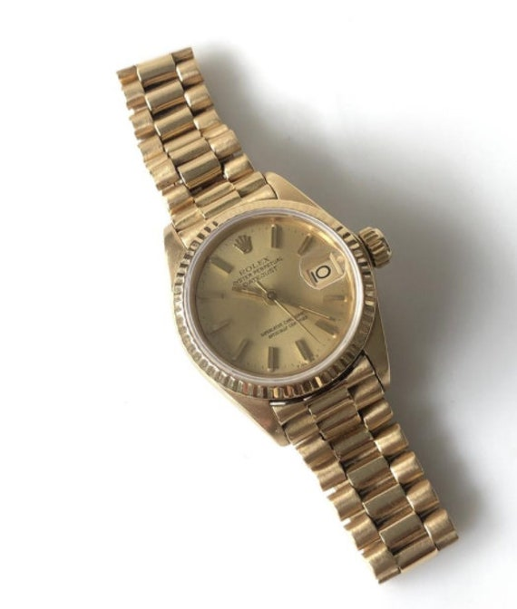 Gorgeous Vintage Rolex - Oyster Perpetual DateJust