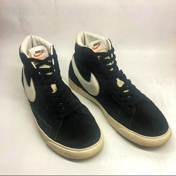 Nike Blazer Mid Vintage Suede High Cut