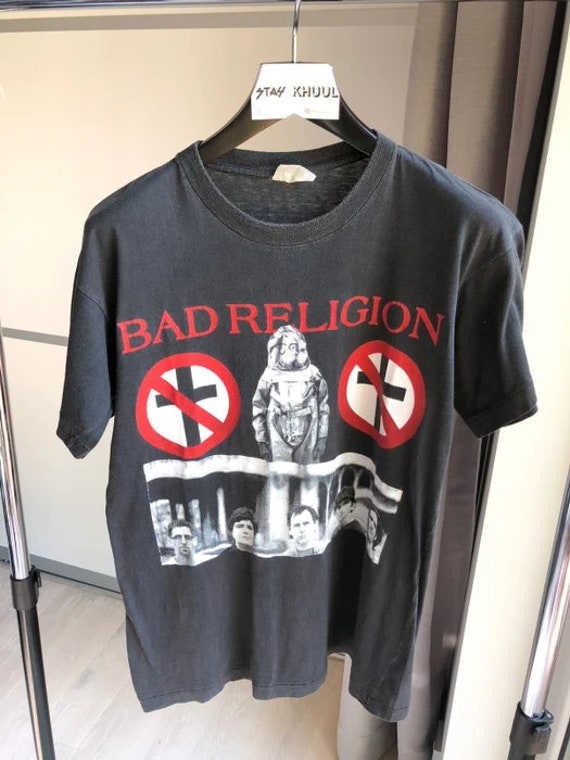 Vintage Grail 1994 Bad Religion Stranger Than Fict