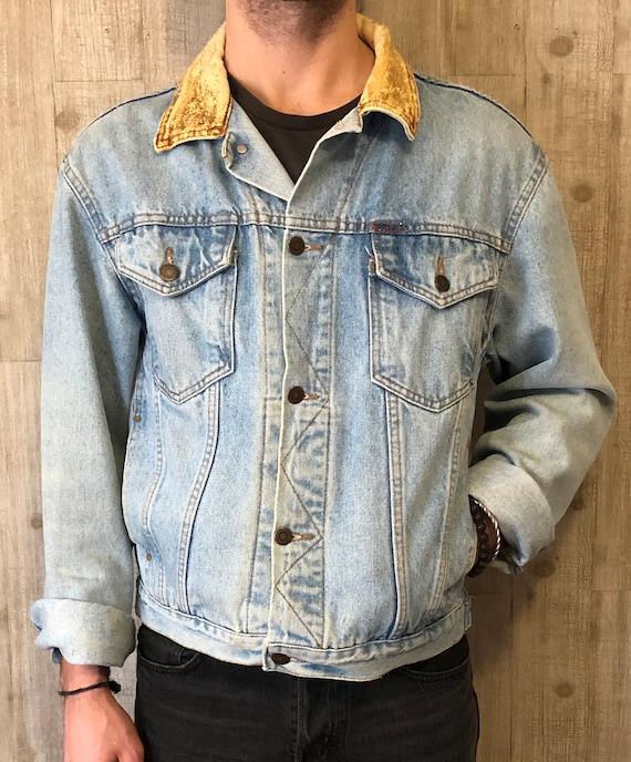 80's Wrangler Jean Jacket