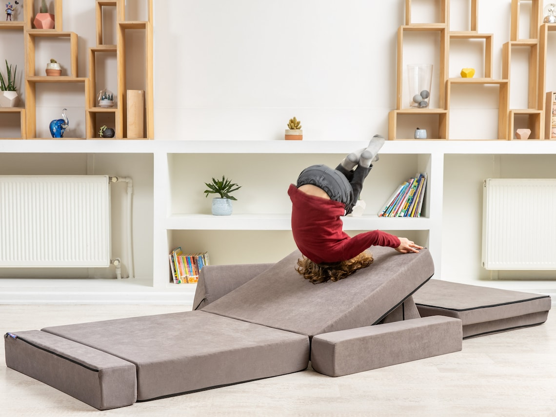Play Couch for kids Nugget couch alternative Nugget ...