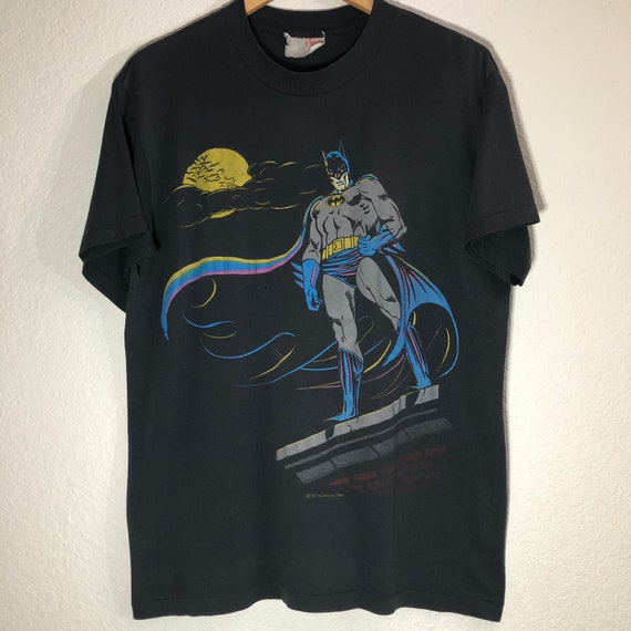 Vintage Batman Shirt - L