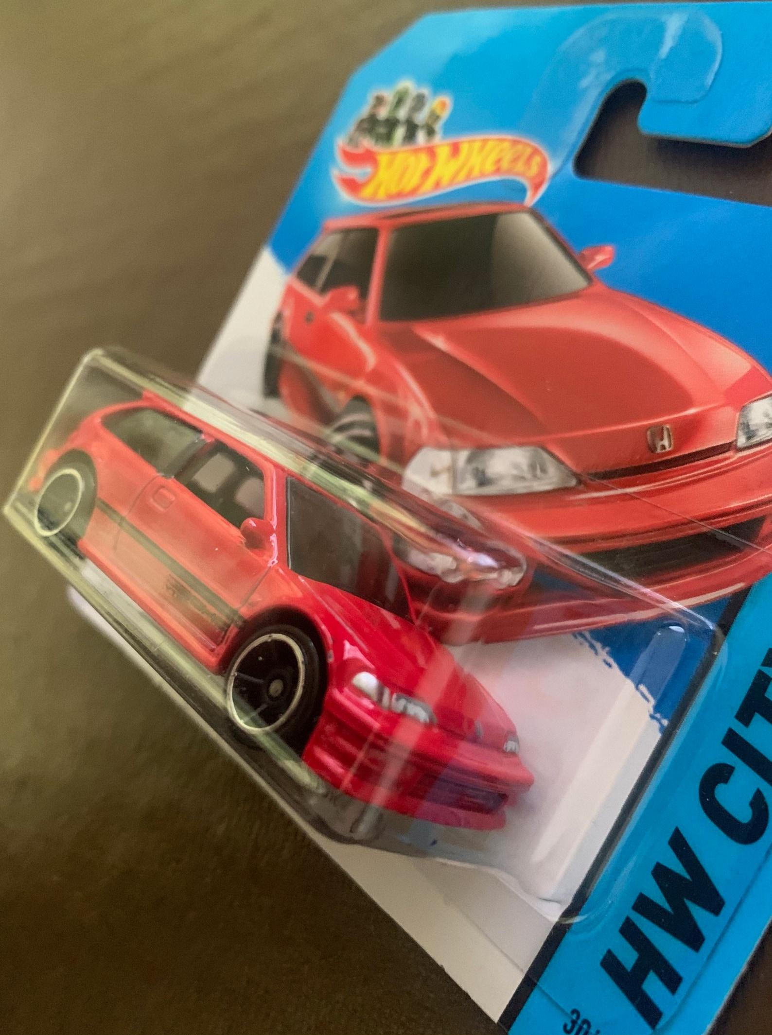 Hot Wheels Guide - 1990 Honda Civic EF