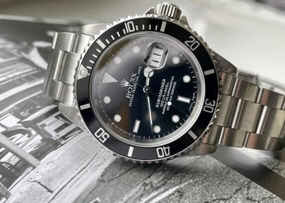 Rolex Submariner Date 16610 K-series Watch