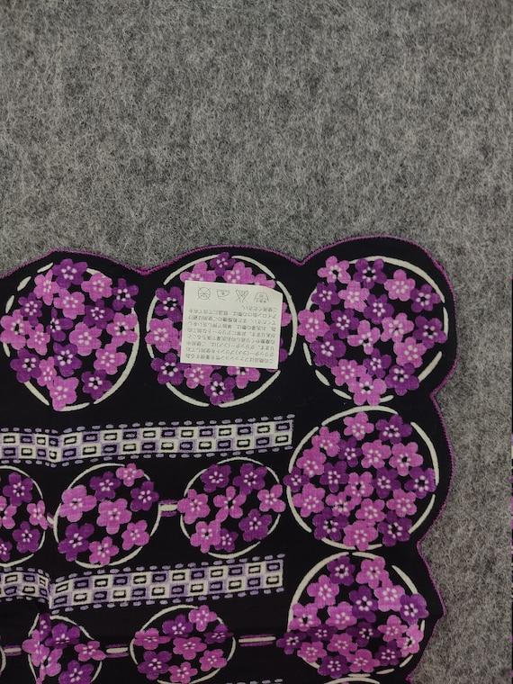Vintage Anna Sui Handkerchief Neckerchief Headban… - image 4