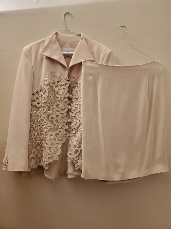 Gattinoni Boutique Skirt suit