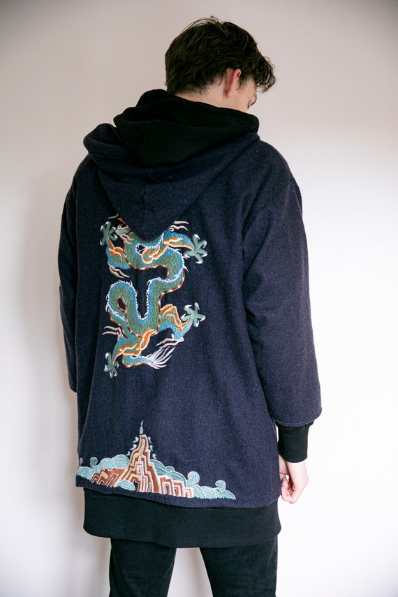 Vintage - Chinese Dragon Jacket