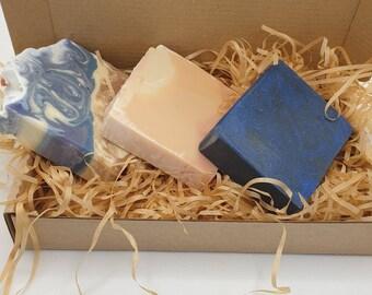 Summer Hampers - beautiful handmade organic soap