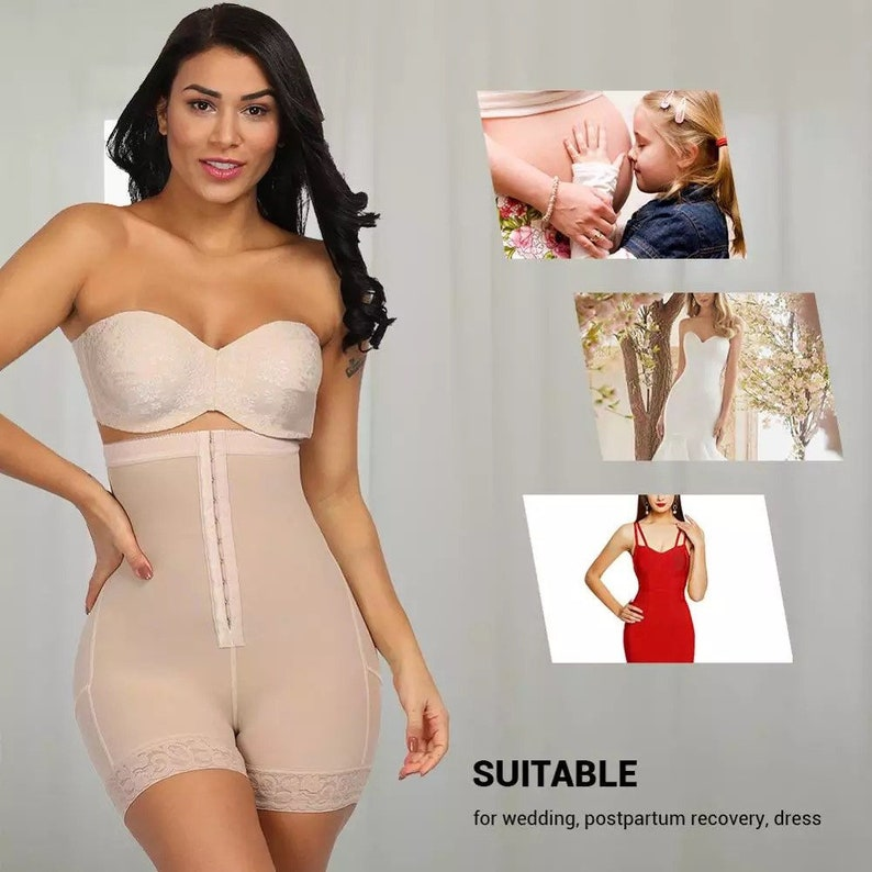 Body Shaper Without Suspenders