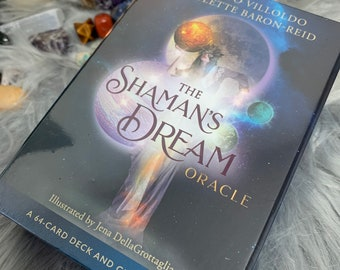 The Shaman's Dream Oracle Deck and Guidebook