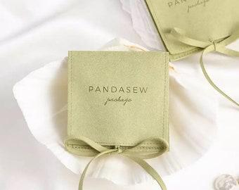 Custom Jewelry Pouch, Jewelry Bag Custom, Jewelry Bag Bulk, Jewelry Bag with Logo, Velvet Jewelry Pouch, Small Business Packaging, 50pc Bulk