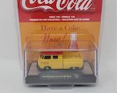 M2 Machines Coca-Cola 1959 VW Double Cab Truck USA Model