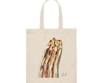 Power of Sisterhood Canvas Tote Bag